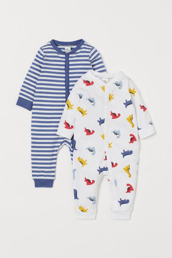 Pack de 2 pijamas de algodón